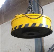 吊运废钢废铁用电磁吸盘