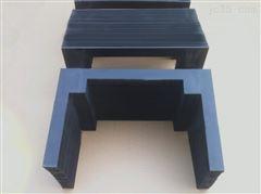 机床柔性导轨防尘罩