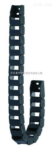 机床尼龙线缆塑料拖链