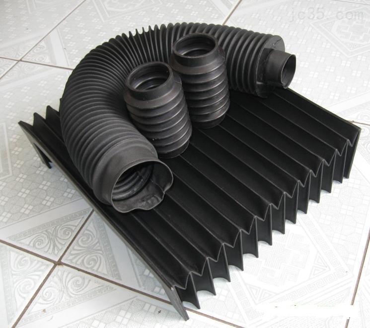 耐高温阻燃布风琴防护罩厂家