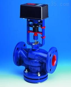 德ARI-STEVI H 485 487暖通系统控制阀 艾瑞电动控制阀