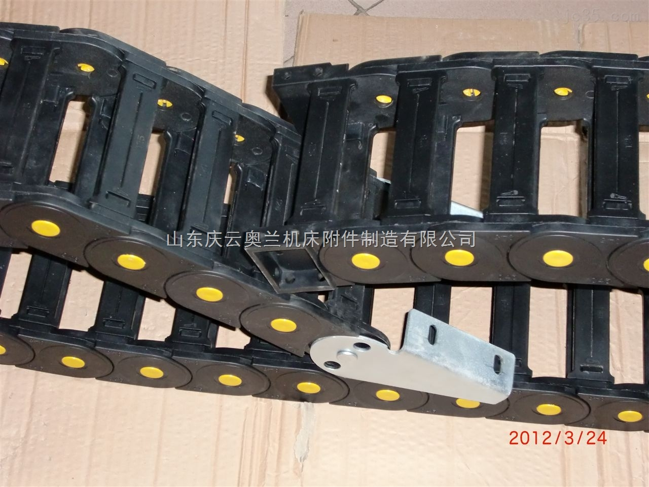 上海工程塑料拖链 江苏桥式线缆拖链  金华工程电拖链