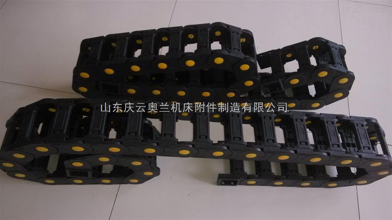 桥式工程塑料拖链的应用