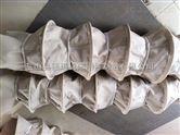 建筑专用水泥输送帆布伸缩布袋输送量大耐磨损