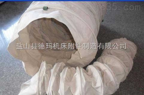 纯棉绿色帆布质量软连接价格优惠