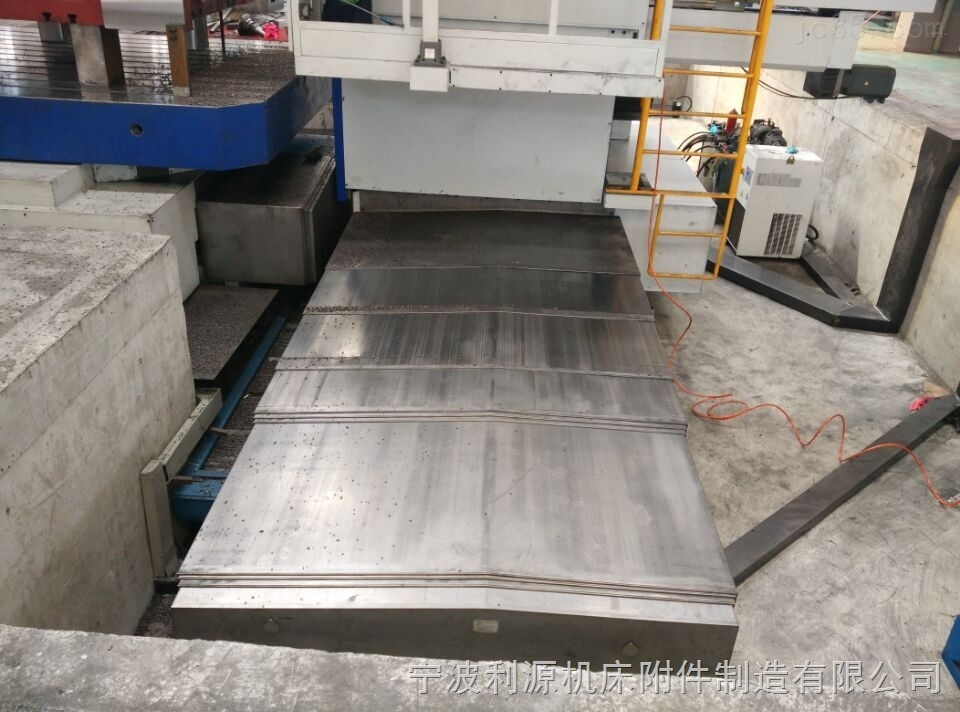 西安钢板防护罩