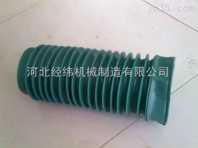 四川法兰式增强耐酸碱型伸缩油缸保护套