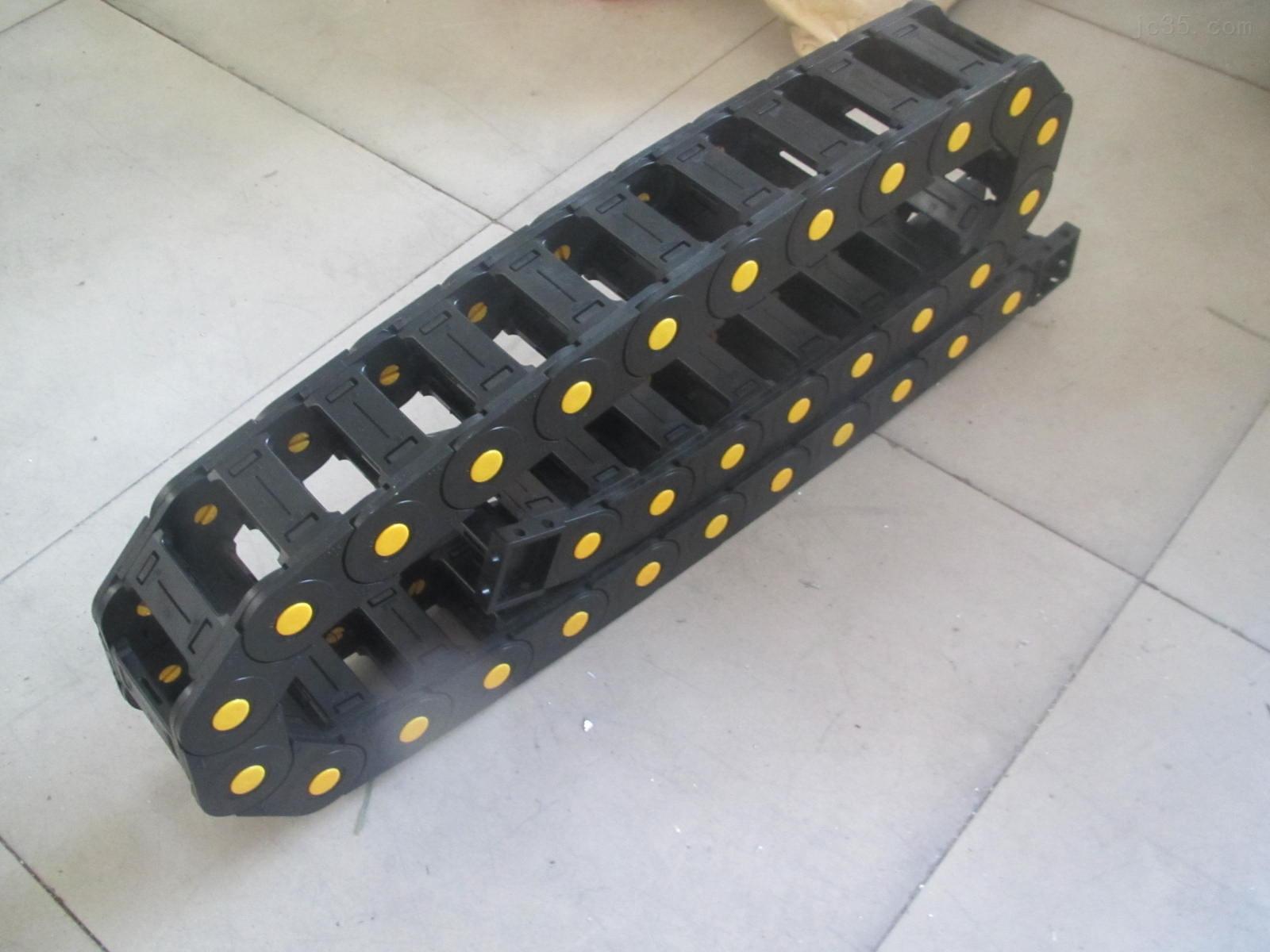 穿线电缆塑料拖链规格型号