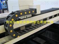 65*75立式镗床穿线塑料拖链