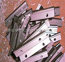 竞技宝下载导轨铝合金燕尾刮屑板 橡胶刮屑板
