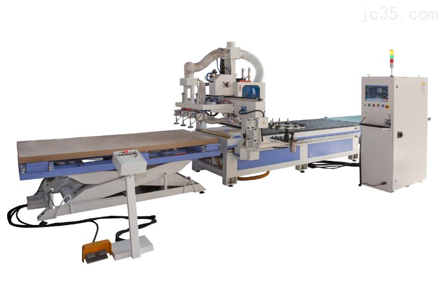 东北沈阳雕刻机公司出售单机全自动上下料加工中心