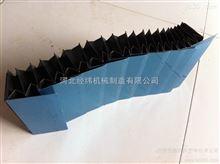 衡水盔甲式防護罩 機械導軌立柱盔甲防護罩