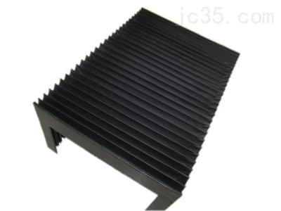 重庆数控机床风琴式防护罩