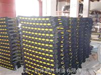 半封闭式搬运机器线缆塑料拖链