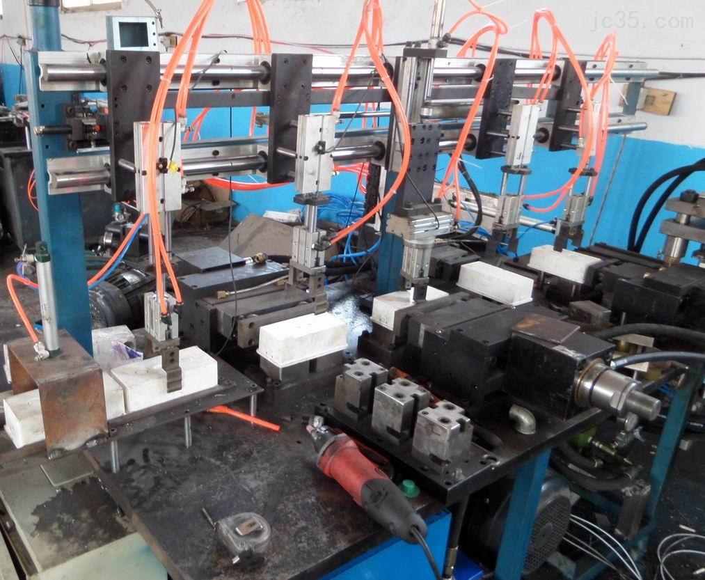 机可自动完成86系列开关线盒/单双联接线盒/120接线盒的四面及底面