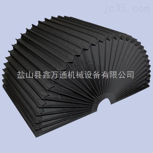 柔性风琴式导轨防护罩价格
