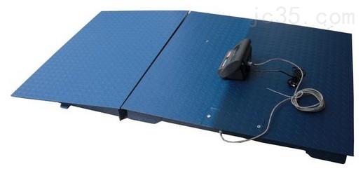 标准型电子地磅贵州省都匀市500kg电子地磅供应