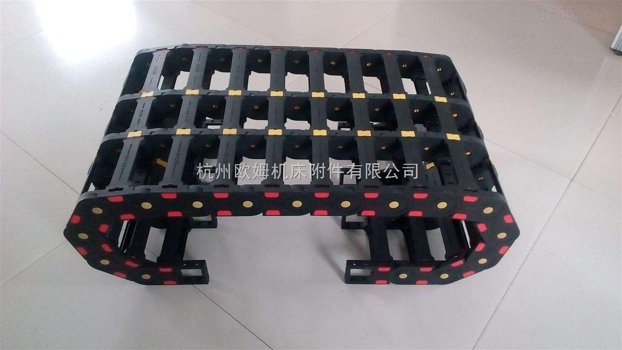 桥式高速静音塑料拖链