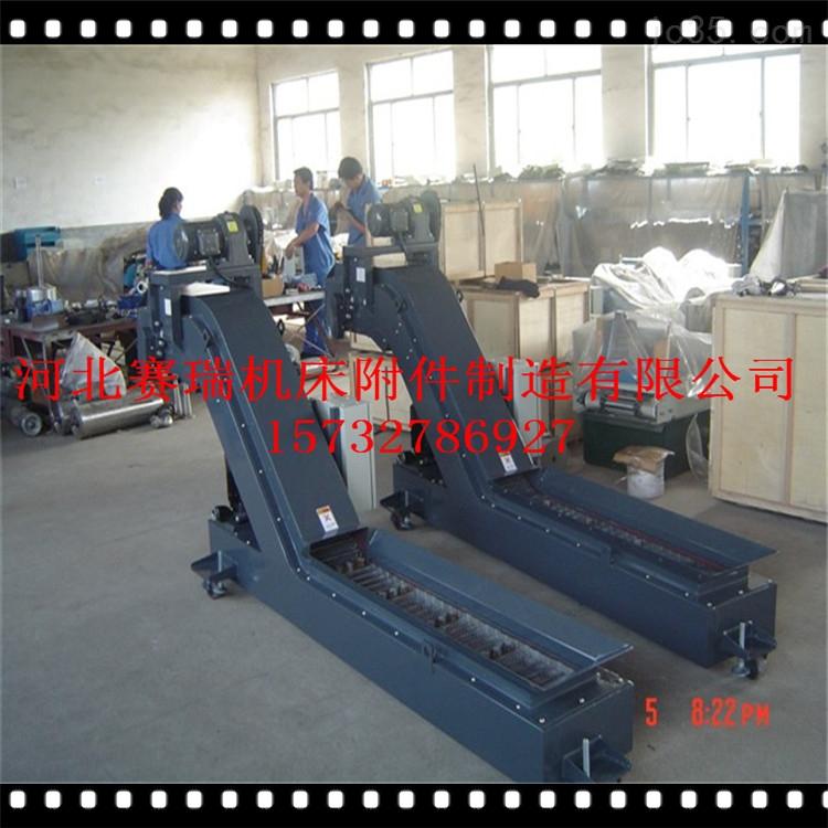 PLP型平面式链板排屑机 刮板排屑机 各类排屑机