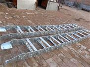 机床钢铝电缆拖链定制