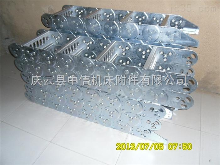 工程框架式钢铝拖链