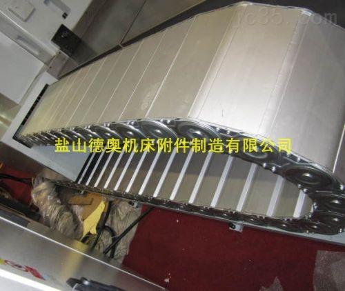 tlg型全封闭式钢铝拖链定制厂家