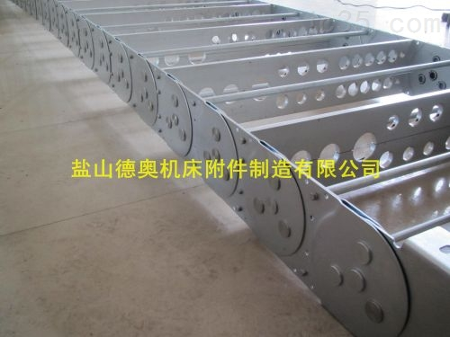 钻井机械设备导线电缆钢制拖链生产厂家