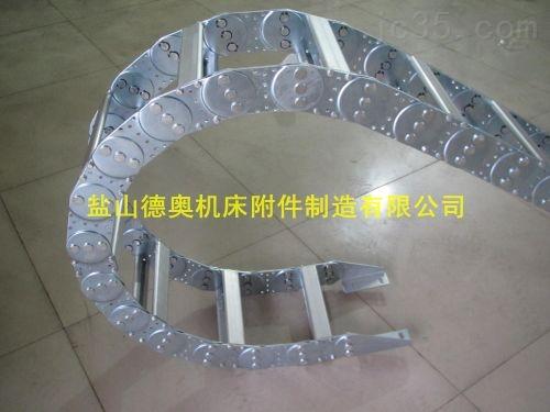 纺织机械电缆钢制拖链生产厂家