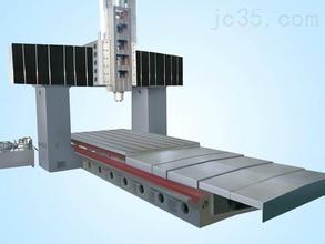 供应龙门铣导轨专用钢板防护罩
