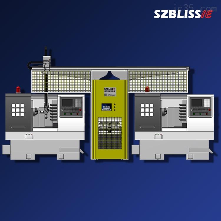 车床机械手-数控车床机械手