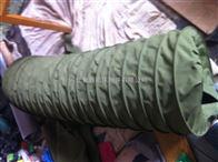 两头连接式帆布输送节 除尘帆布布袋