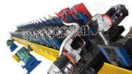 车厢板成型设备 潍坊华孚机械 汽车型材设备