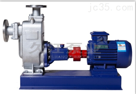 ZWP不锈钢自吸排污泵