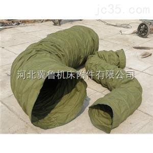 吊环式帆布密封水泥散装机布袋