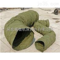内衬进口钢丝圈骨架帆布水泥布袋