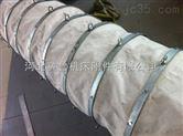 水泥卸料口帆布風機軟連接