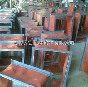 阻燃耐高温红色硅胶布通风软连接厂家推荐产品