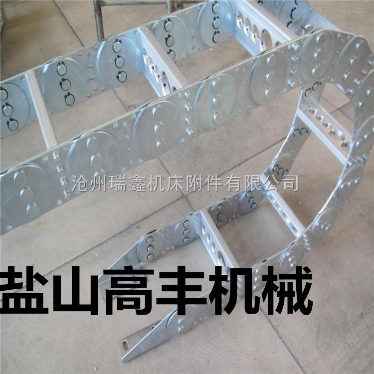 河北机床钢制拖链