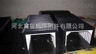 方形耐高温阻燃风琴伸缩防护罩
