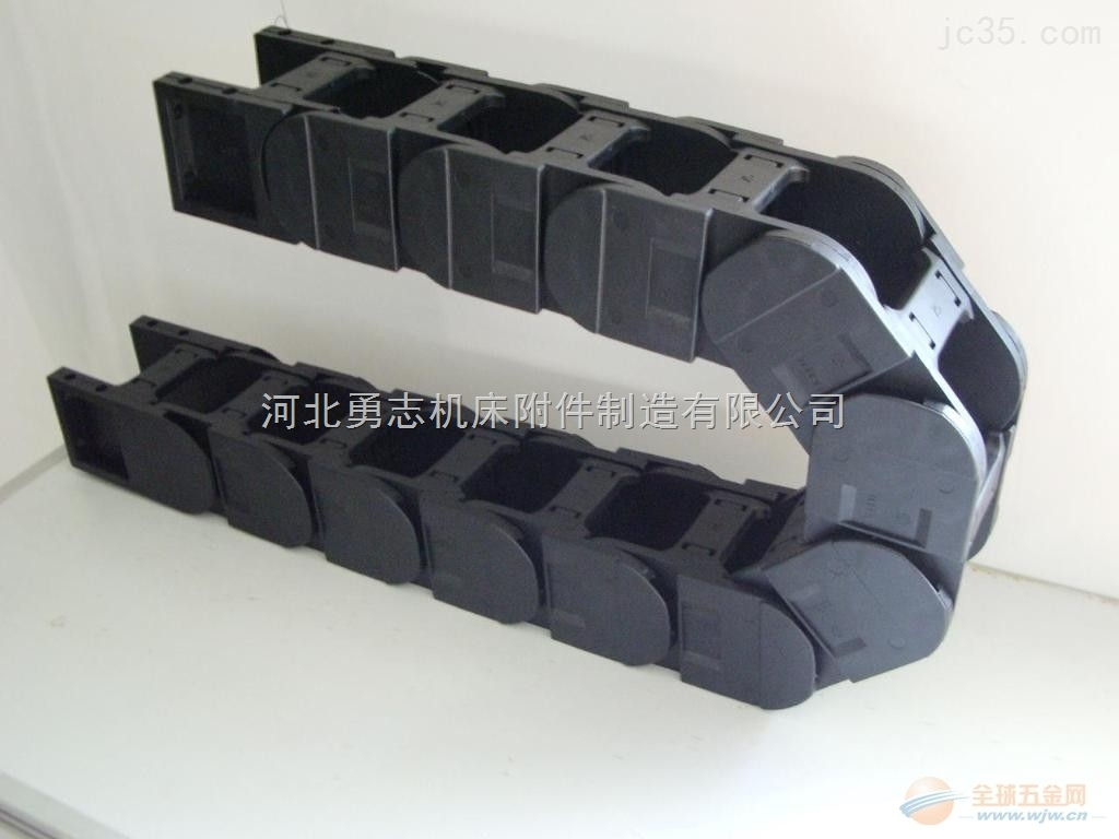 耐高温机器人电缆保护拖链