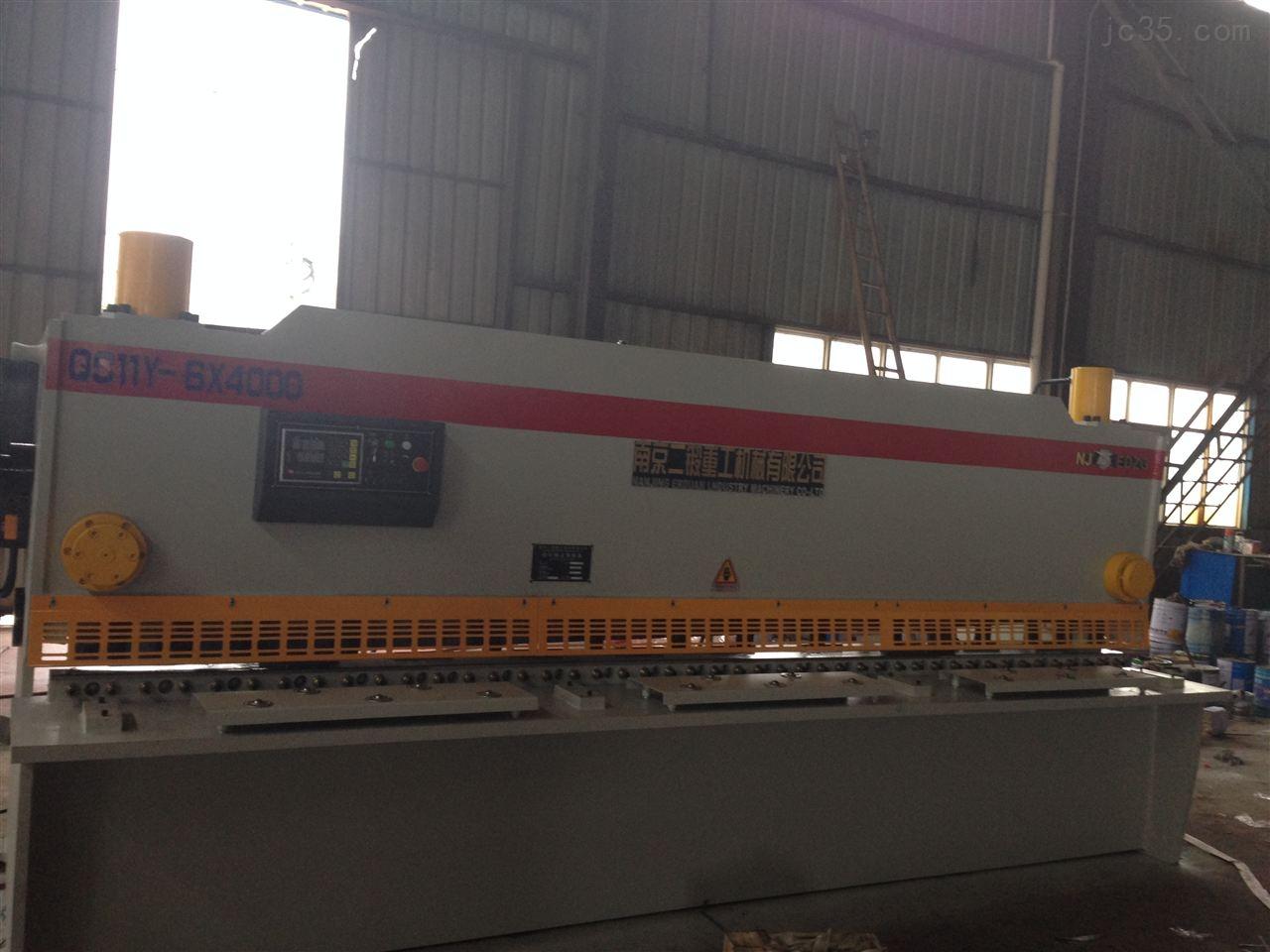 QC11Y系列液压数控闸式剪板机
