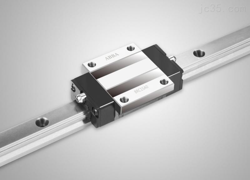 BR-A0 (有法兰螺纹型) 自润式直线导轨