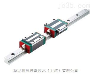 HIWIN QE系列– 静音式低组装型滚珠直线导轨