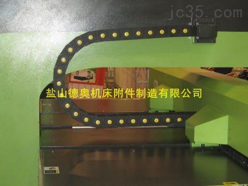内江切割机管线防护塑料拖链定制厂家