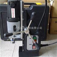 供应台湾DEKBOR磁力钻 磁座钻DK45 两档机械调速 功率1450QW