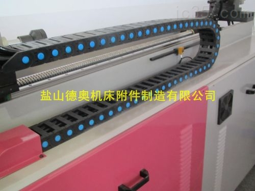 温州磨床35*75塑料拖链链条