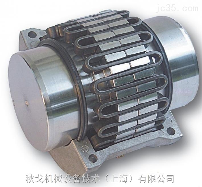 JSD型单法兰蛇形弹簧联轴器