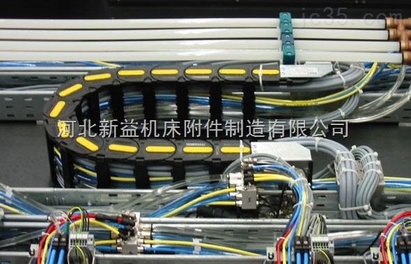 耐酸碱桥式工程塑料拖链介绍