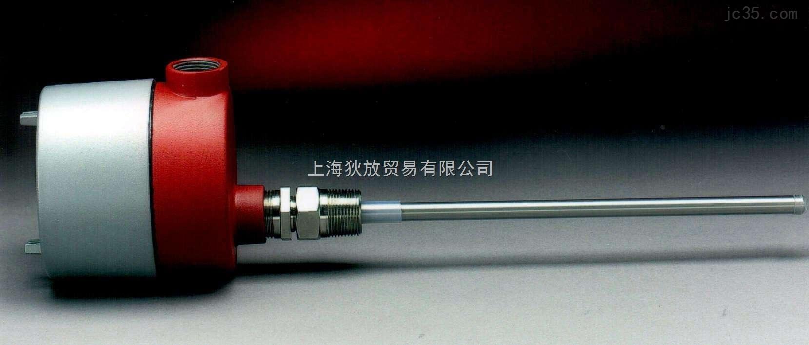 控制器和传感器之间电缆可达1000米安装螺纹:1〃npt探头材料:不锈钢,t