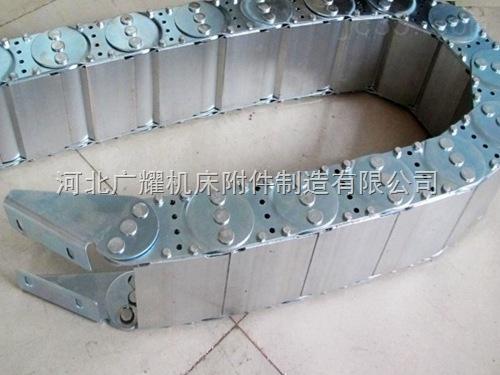 封闭式TL型钢制拖链